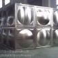 镀锌板水箱 钢板水箱 组装式镀锌水箱 高强度消防水箱